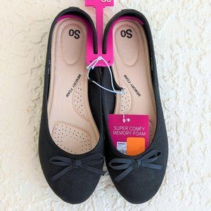 SO Boat Women's Ballet Flats 9 (NWT)